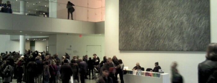 Museum of Modern Art (MoMA) is one of NYC Shops, Art, & Attractions.