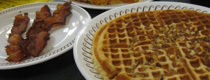 Waffle House is one of Food.