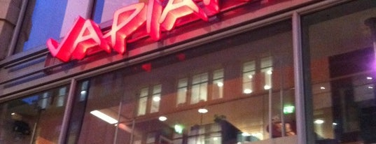 Vapiano is one of London!.