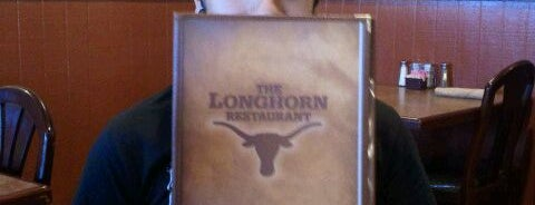 LongHorn Steakhouse is one of Lieux qui ont plu à Pocahontas.