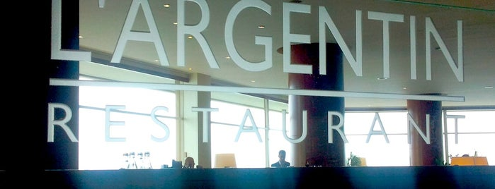 L'Argentin Monte Carlo is one of FR2DAY's Guide to Fine Dining on the Riviera.
