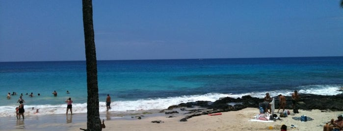 Magic Sands Beach is one of Enjoy the Big Island like a local.