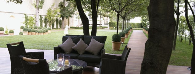 Terrasse Du Ritz is one of Must-Visit ... Paris.