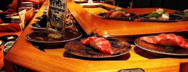 大起水産 回転寿司 堺店 is one of Yuki's Liked Places.