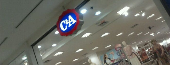 C&A is one of Shoppings & Lojas.