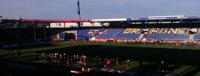 Eintracht-Stadion is one of International Sports~Part 1....