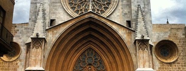 Catedral de Tarragona is one of Tarragona.