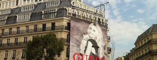 Printemps Haussmann is one of Paris Places To Visit.