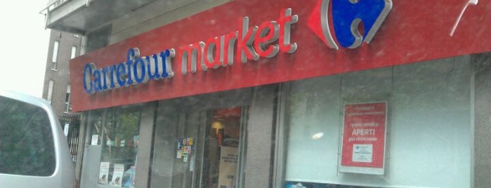 Carrefour Market is one of Milan WishList.