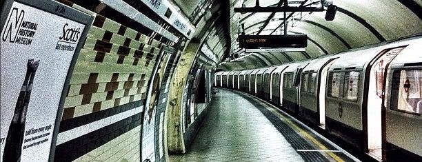 Lambeth North London Underground Station is one of Underground Stations in London.