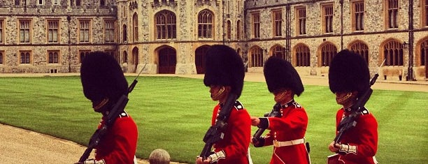 Windsor Castle is one of reviews of museums, historical sites, & landmarks.