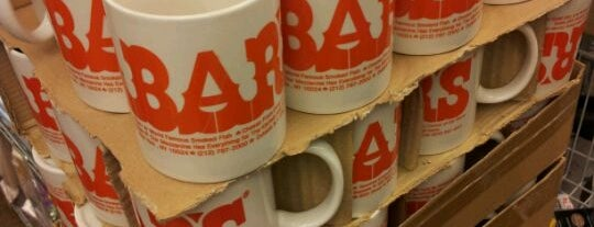 Zabar's is one of NY To Do.