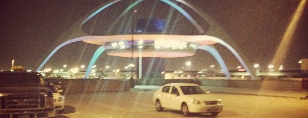 Международный аэропорт Лос-Анджелес (LAX) is one of Flyin' Around the Globe.