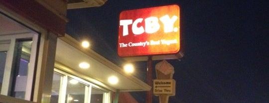 TCBY is one of Tempat yang Disukai Mark.