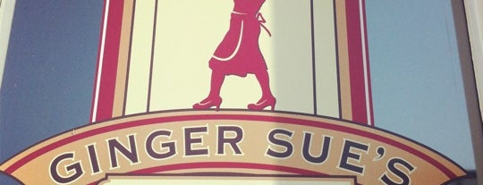 Ginger Sue's is one of Joe 님이 좋아한 장소.