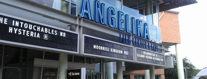 Angelika Film Center & Cafe is one of * Gr8 Museums, Entertainment & Attractions—DFdub.