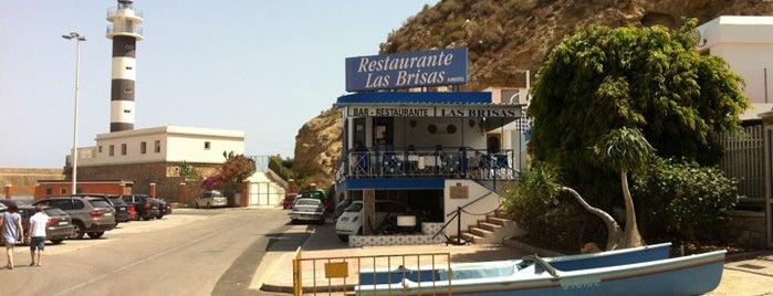 Las Brisas Restaurante is one of Journal.