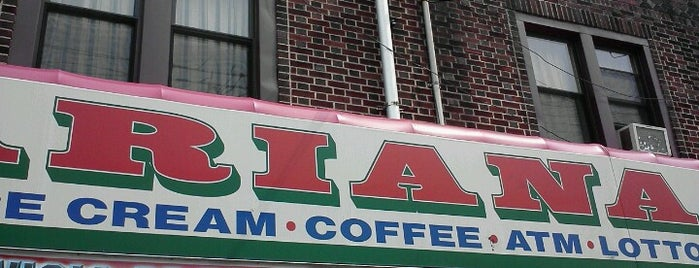 Ariana Deli is one of Staten Island Food Places.