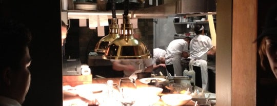 flour + water is one of Great Restaurants in SF.