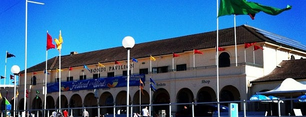 Bondi Pavilion is one of Sydney.