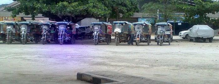 Loei Bus Terminal is one of เลย, หนองบัวลำภู, อุดร, หนองคาย.