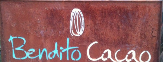 Bendito Cacao - Gastronomia & Arte is one of สถานที่ที่ Gisele ถูกใจ.