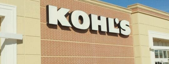 Kohl's is one of Lilith : понравившиеся места.