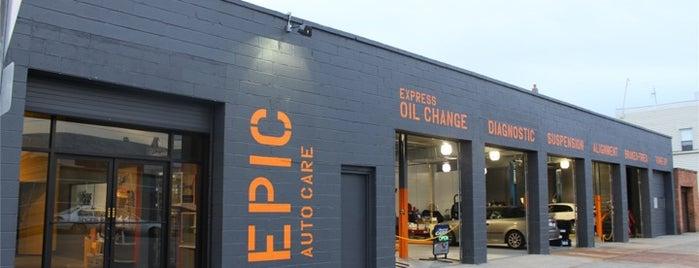 Epic Auto Care is one of สถานที่ที่ Saleem ถูกใจ.