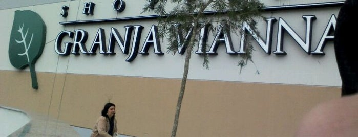 Shopping Granja Vianna is one of Shoppings Grande SP.