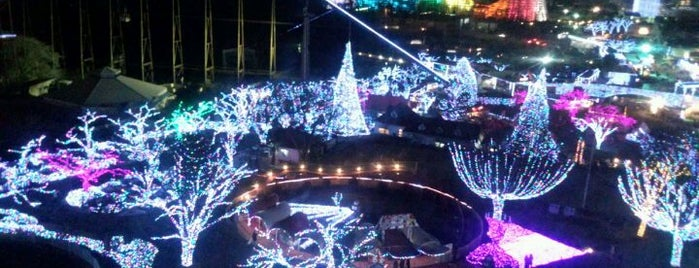 Yomiuri Land is one of Locais salvos de Whit.