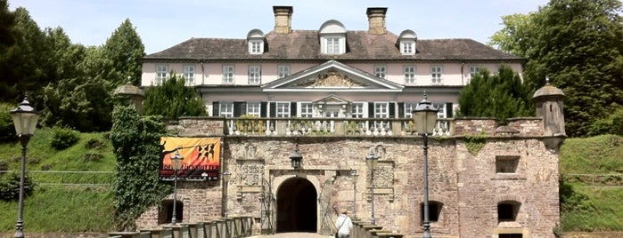 Schloss Bad Pyrmont is one of Region Hannover.