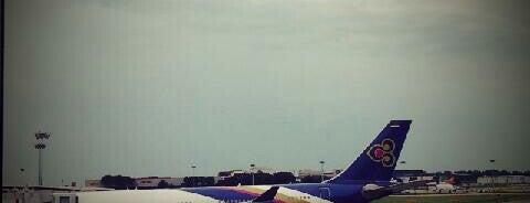 ท่าอากาศยานสิงคโปร์ชางงี (SIN) is one of AIRPORT.