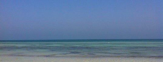 Fuwairit Beach is one of Doha #4sqCities.