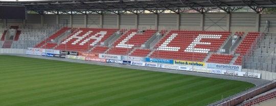 ERDGAS Sportpark is one of International Sports~Part 1....