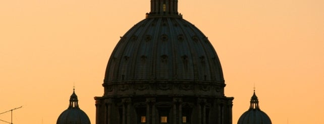 Basilica di San Pietro is one of #Rom.