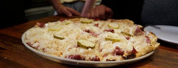 Black Market Pizza is one of Man v Food Nation.