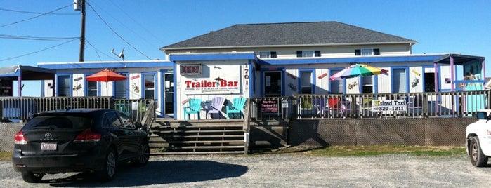 The Trailer Bar is one of NC YumYum NomNom.