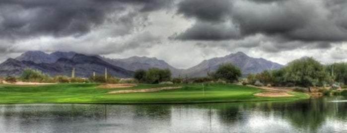 Grayhawk Golf Club is one of Arizona Golf Courses.