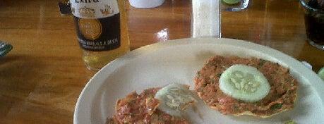 Las 8 tostadas is one of Favorite Restaurants in Puerto Vallarta #BestEat.