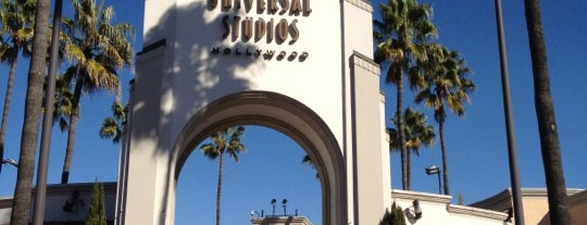Universal Studios Hollywood is one of LA Guide for Arabs ;).