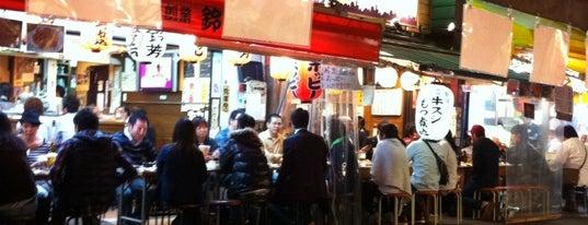 三幸 is one of 浅草ホッピー通り 名店リスト.