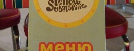 Yellow Submarine is one of JulYa 님이 저장한 장소.