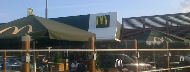 McDonald's is one of All-time favorites in Netherlands.