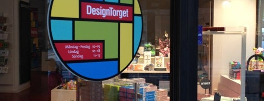Designtorget is one of Samさんのお気に入りスポット.