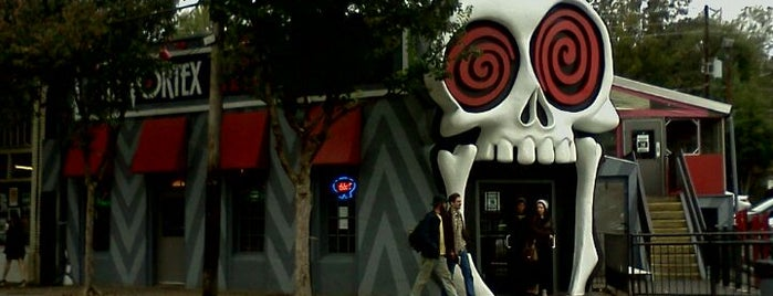 The Vortex Bar & Grill is one of Crave From the Grave.