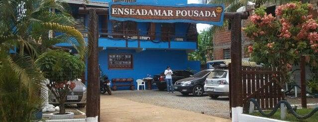 Enseadamar is one of สถานที่ที่ Erivelton ถูกใจ.