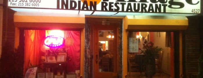 Desi Village Indian Restaurant is one of Philly To-Do.