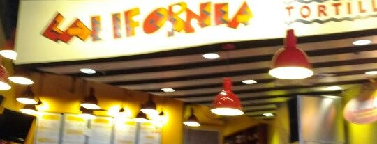 California Tortilla is one of Lugares favoritos de Joao.