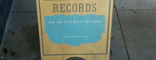The Explorist International is one of SF Vinyl.