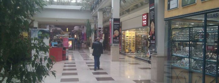 Montevideo Shopping is one of MVD.
